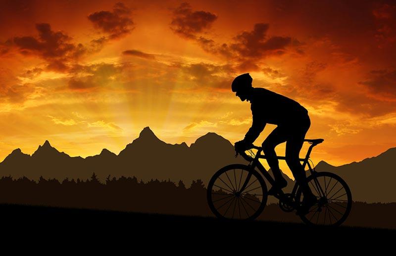 دوچرخه سواری cycling