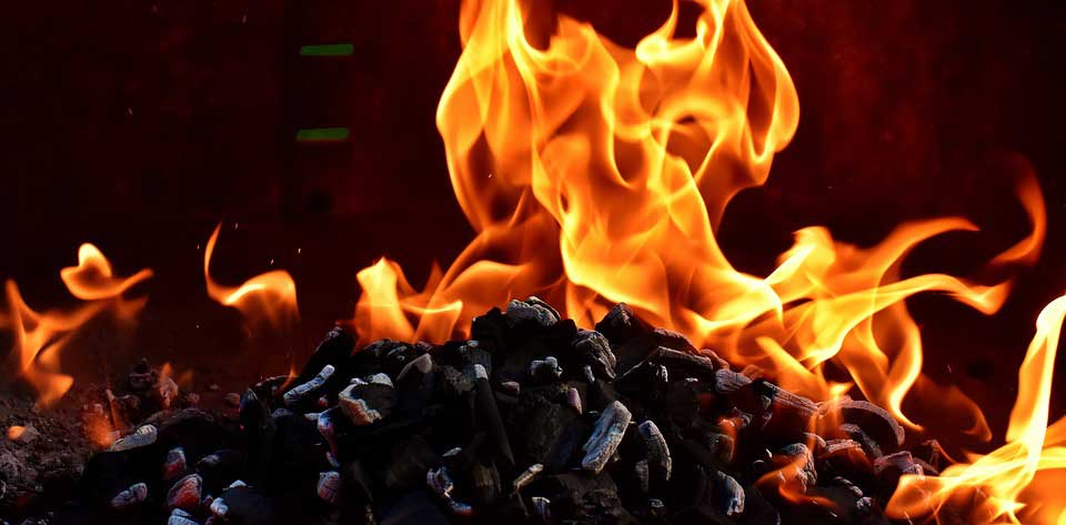 تعبیر خواب سوختگی و آتش