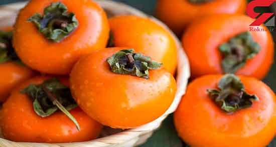 تعبیر خواب خوردن میوه خرمالو ، معنی خوردن خرمالو در خواب چیست