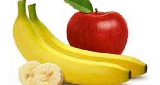 تعبیر خواب موز و سیب ، دیدن سبد پر از سیب و موز در خواب چیست
